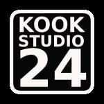 logo met witte rand